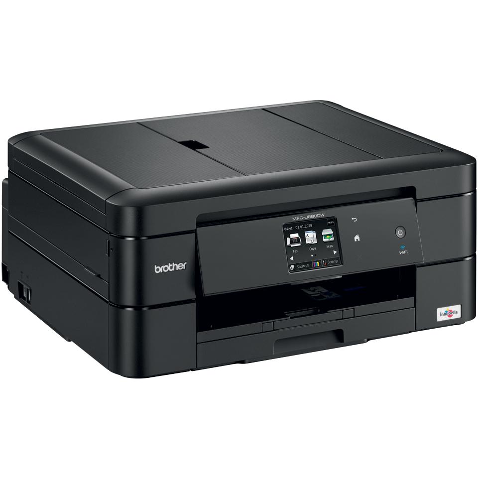 MFC-J680DW Multifunzione inkjet con WiFi 3