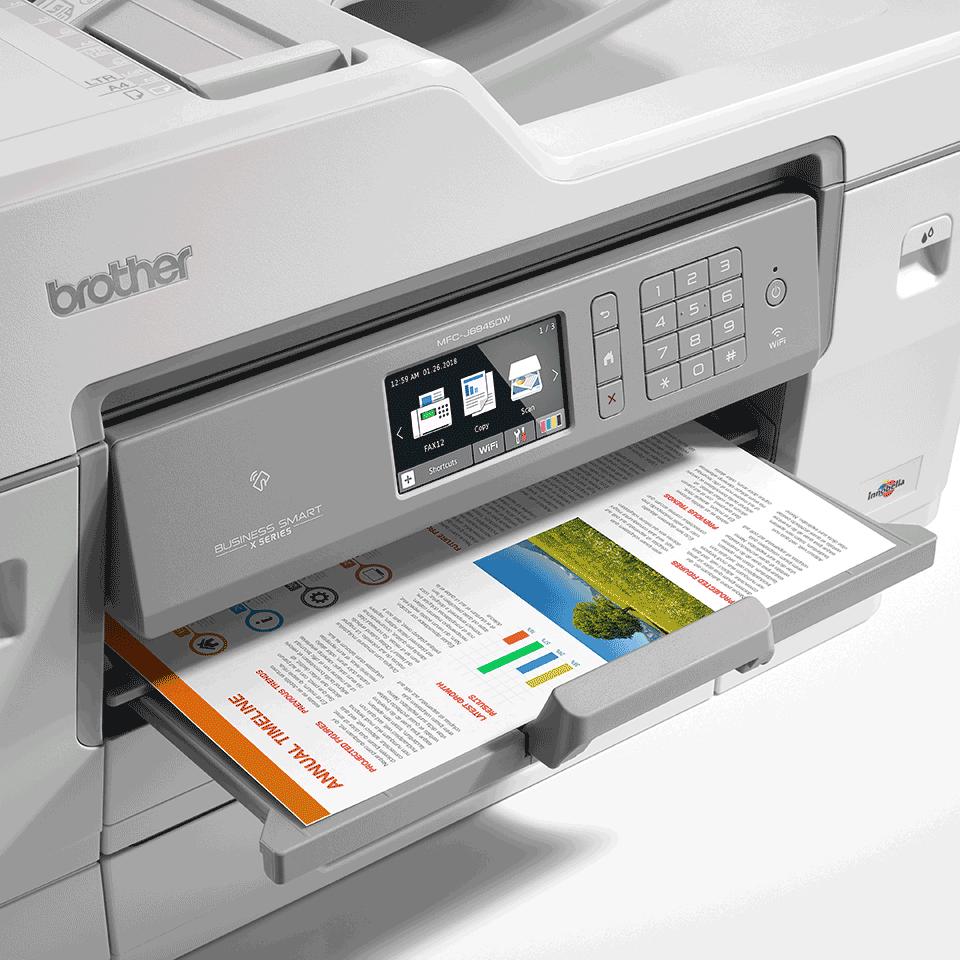 MFC-J6945DW Stampante multifunzione Inkjet professionale 6