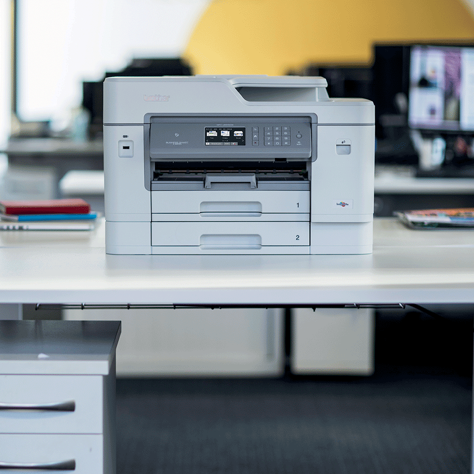 MFC-J6945DW Stampante multifunzione Inkjet professionale 4