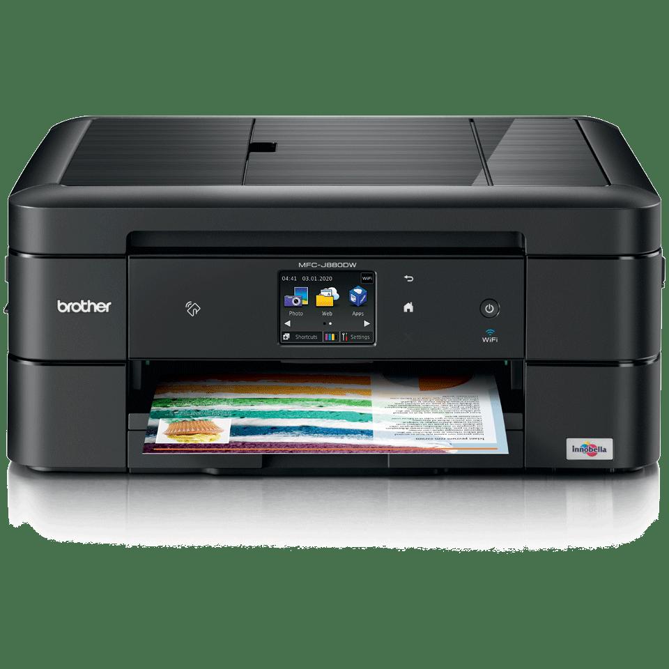 MFC-J880DW Stampante multifunzione inkjet