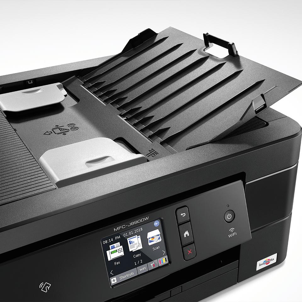 MFC-J890DW Stampante multifunzione inkjet con WiFi 4
