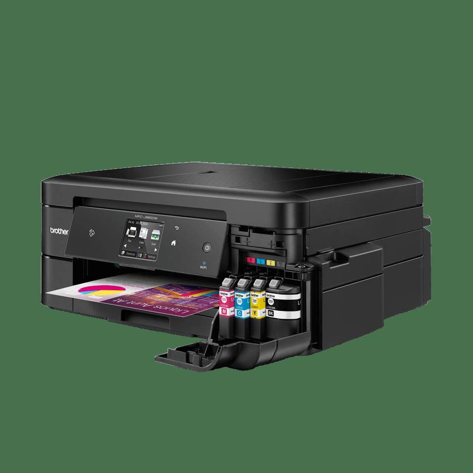 MFC-J985DW Multifunzione inkjet con cartucce ad altissima capacità 4