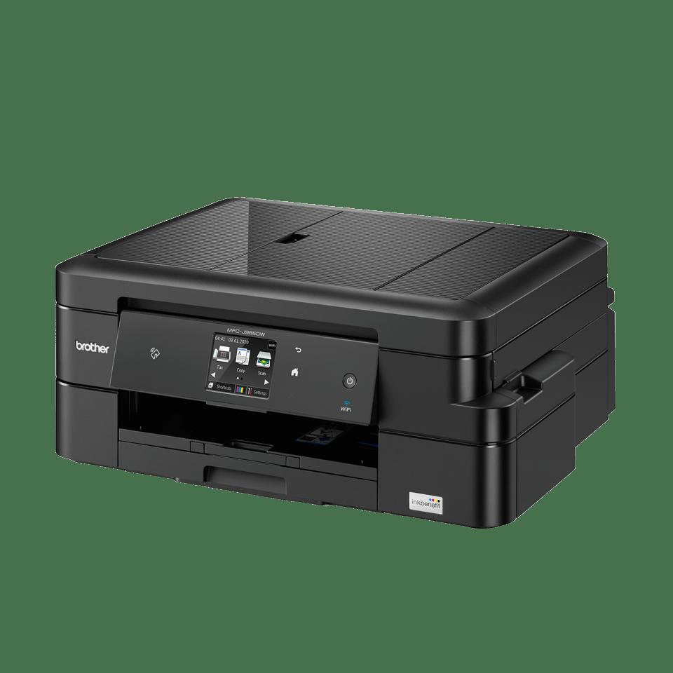MFC-J985DW Multifunzione inkjet con cartucce ad altissima capacità 2