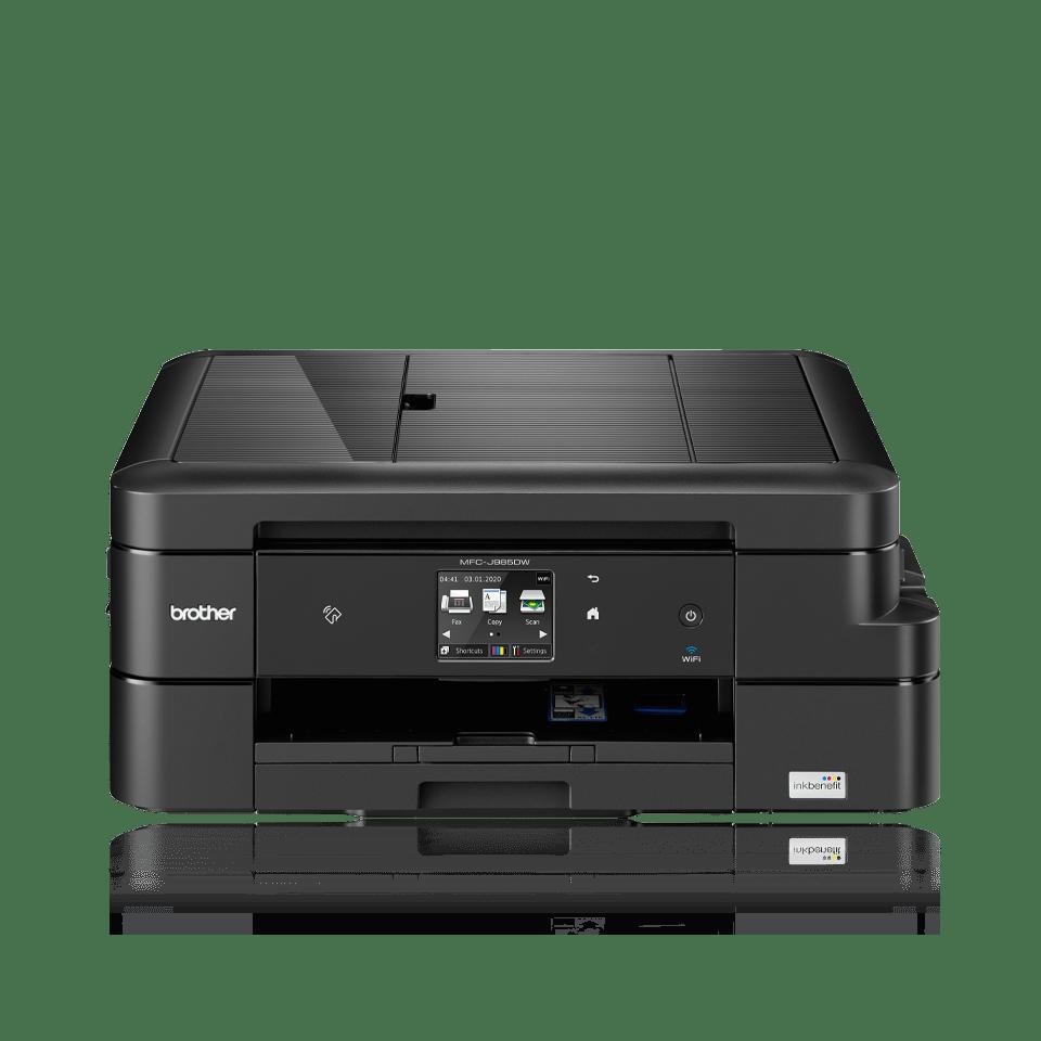 MFC-J985DW Multifunzione inkjet con cartucce ad altissima capacità
