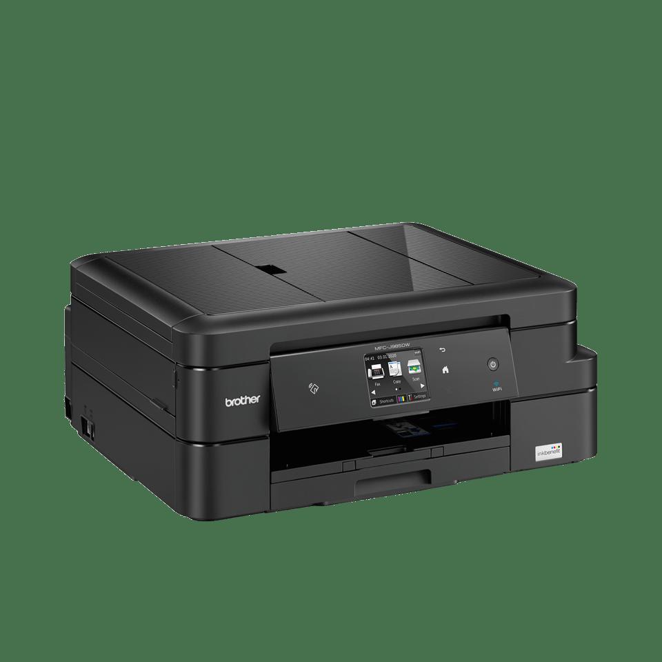 MFC-J985DW Multifunzione inkjet con cartucce ad altissima capacità 3