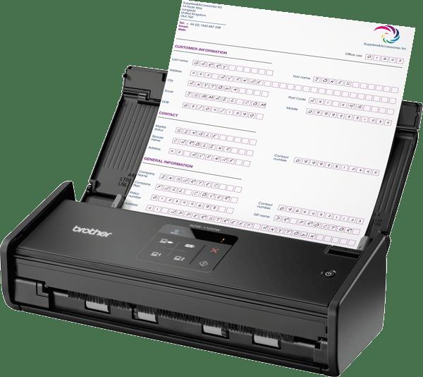 ADS-1100W Scanner compatto wireless 2