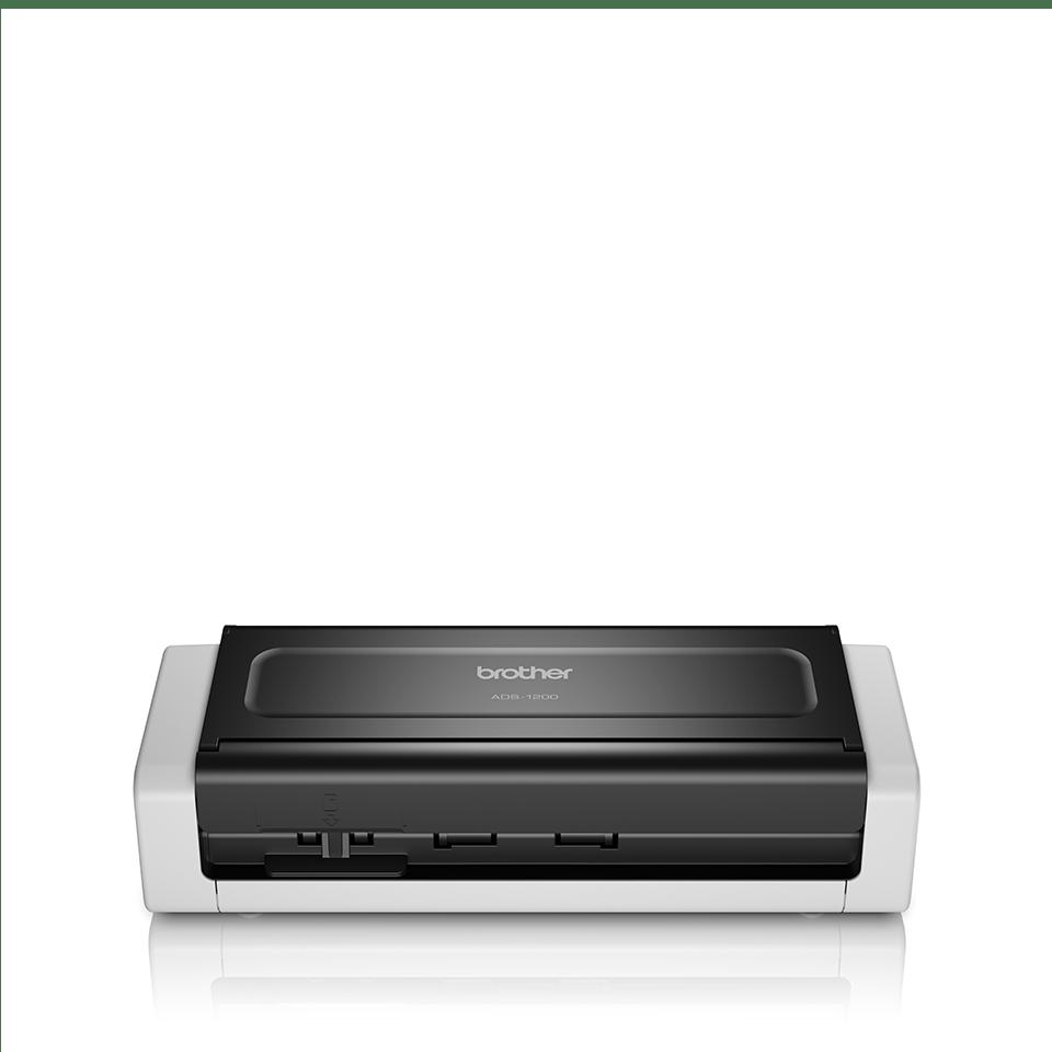ADS-1200 Scanner per documenti compatto e portatile con duplex 4