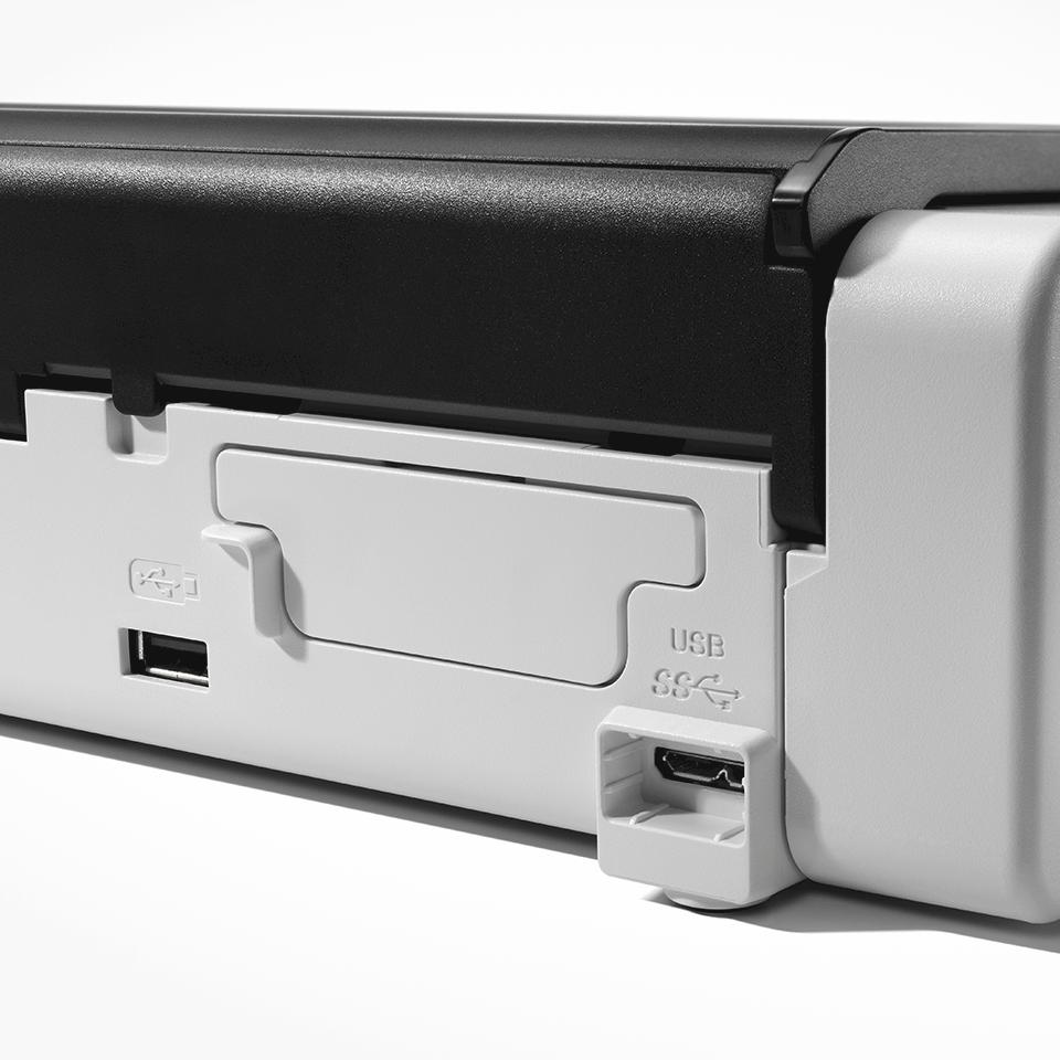 ADS-1200 Scanner per documenti compatto e portatile con duplex 7