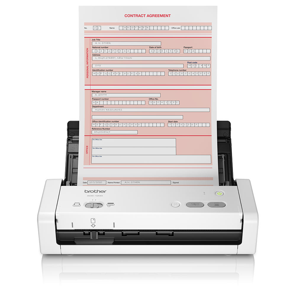 Scanner per documenti