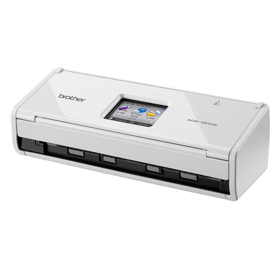 ADS-1600W Scanner compatto wireless 2