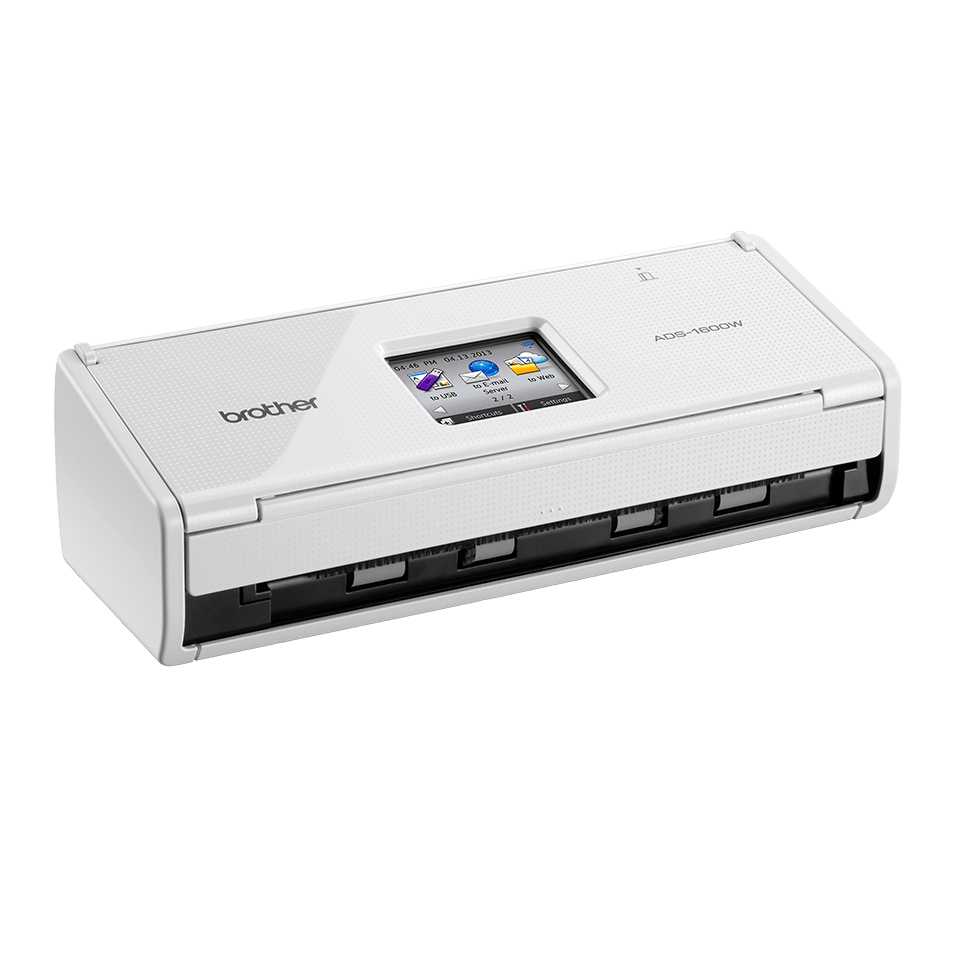 ADS-1600W Scanner compatto wireless 3