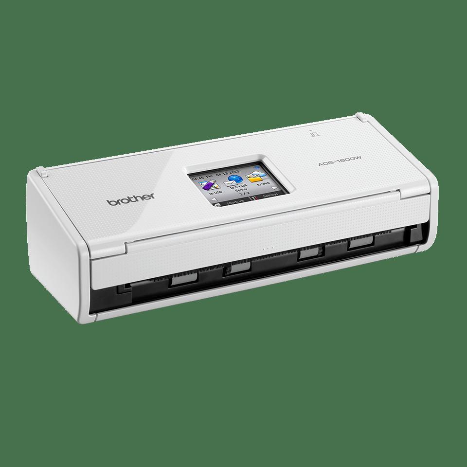 ADS-1600W Scanner compatto wireless 3