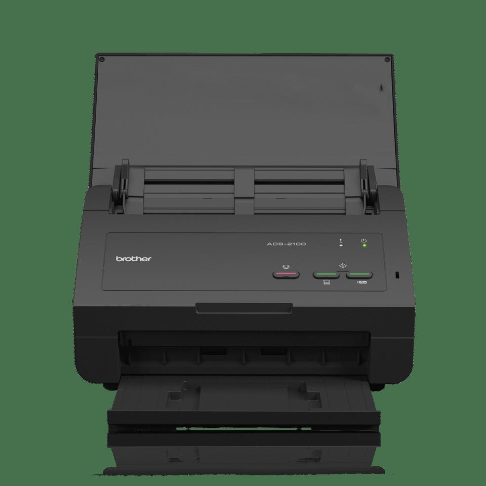 ADS-2100 Scanner desktop ad alta velocità 4