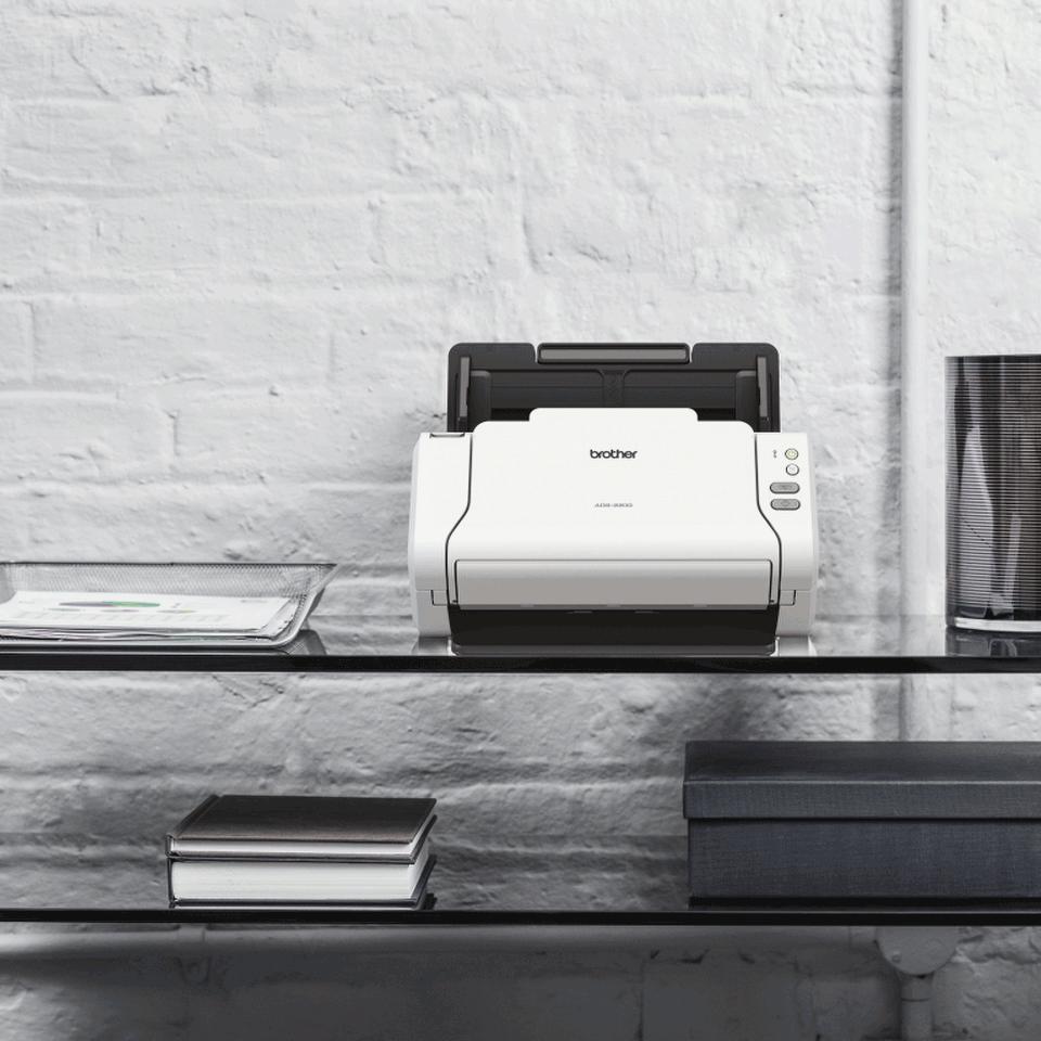 ADS-2200 Scanner documentale desktop ad alta velocità, con ADF  10