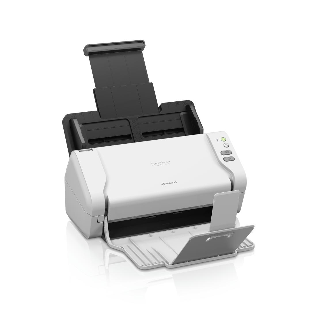 ADS-2200 Scanner documentale desktop ad alta velocità, con ADF  3