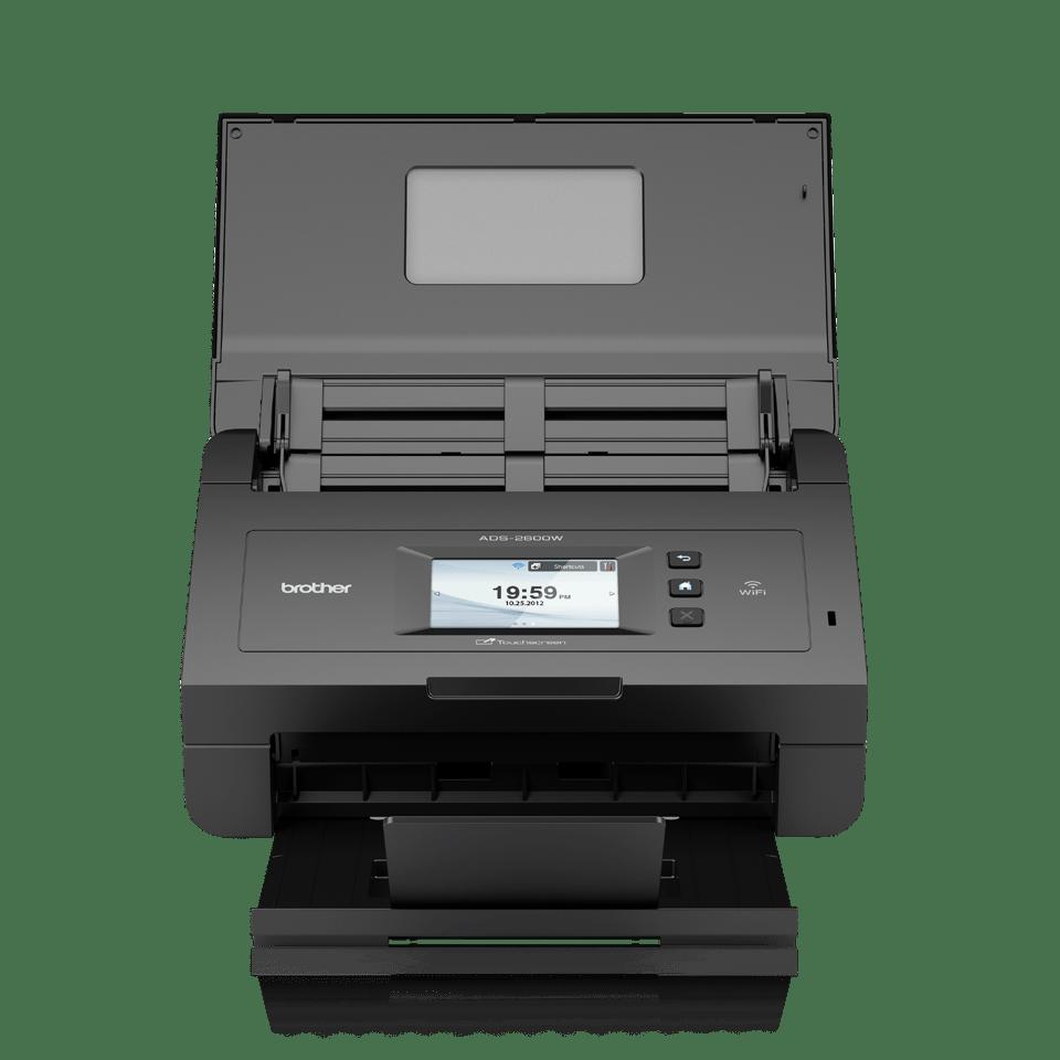 ADS-2600W Scanner wireless 4