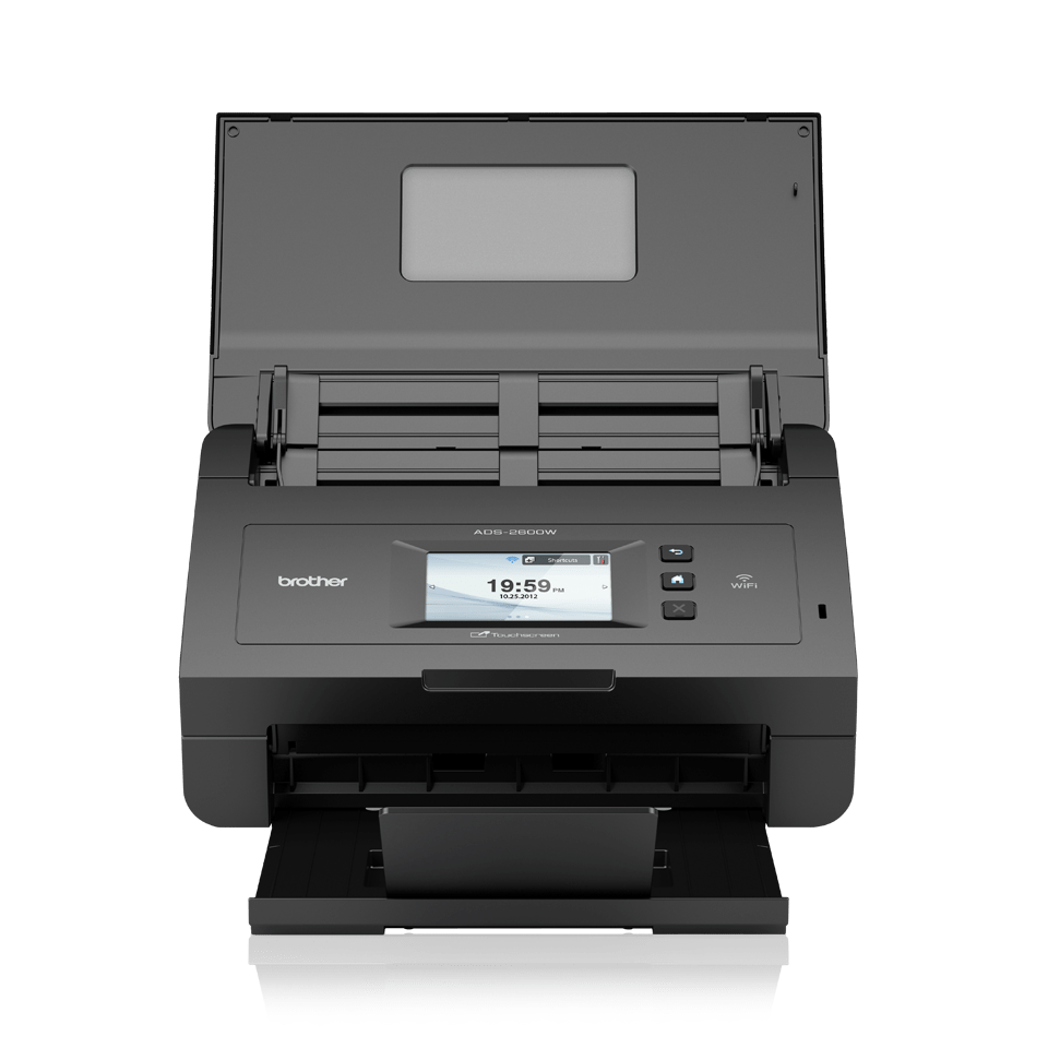 ADS-2600W Scanner wireless 4