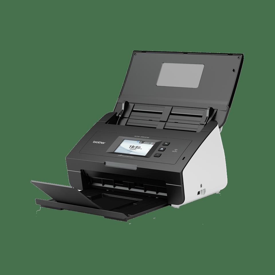 ADS-2600W Scanner wireless 5