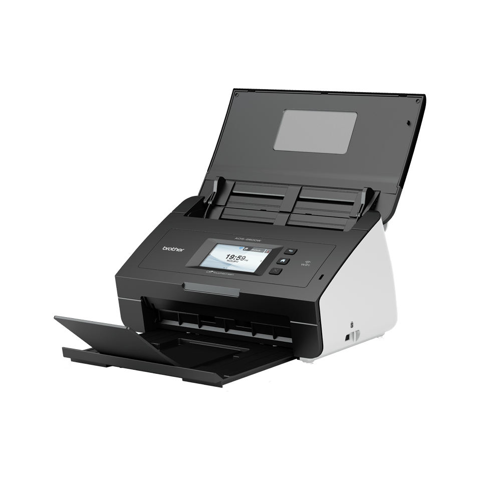 ADS-2600W Scanner wireless 3
