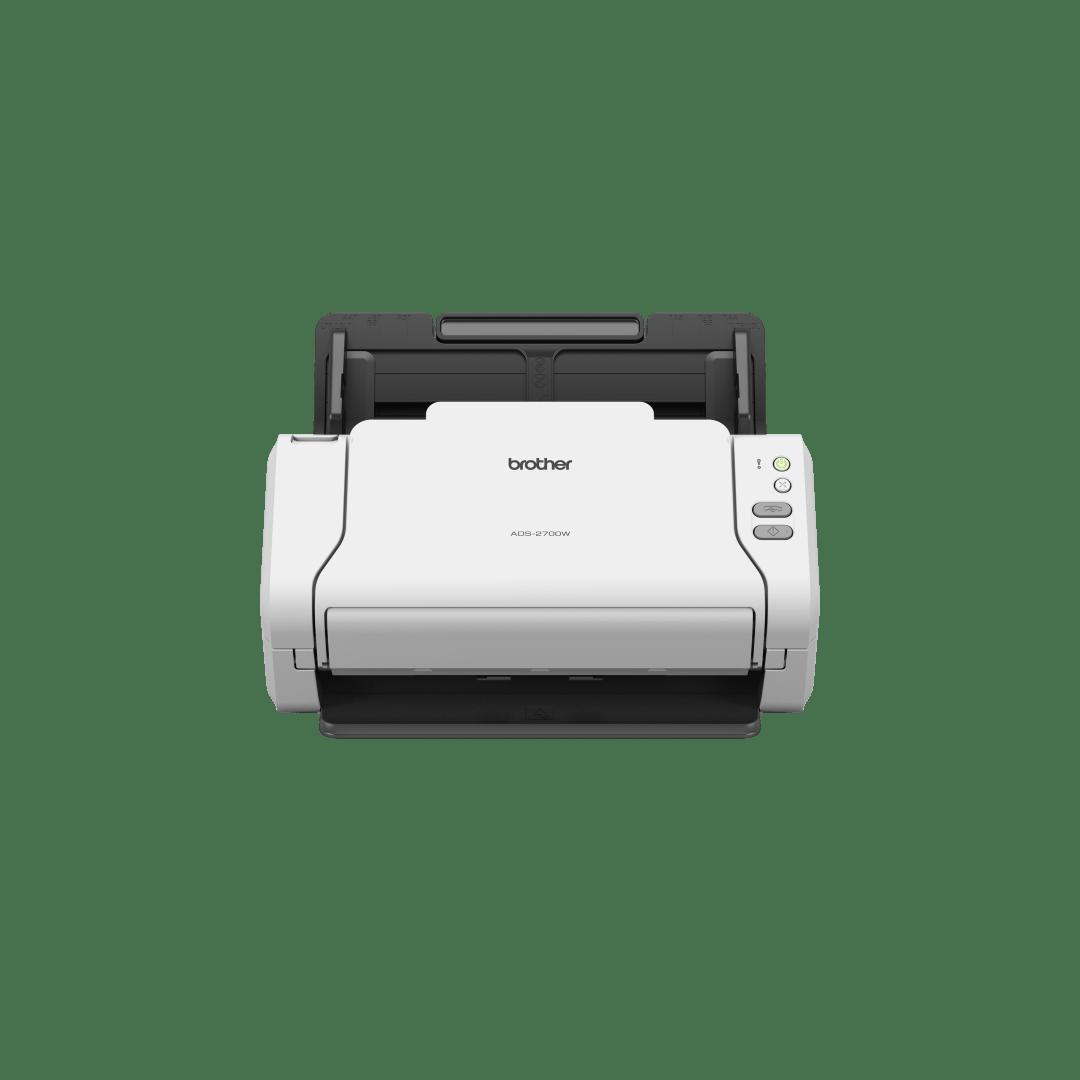 ADS-2700W Scanner documentale con rete cablata e wireless 4