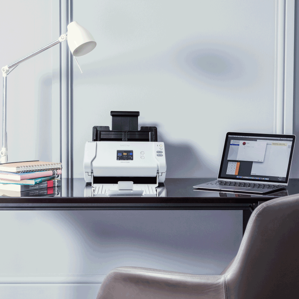 ADS-2700W Scanner documentale con rete cablata e wireless 11