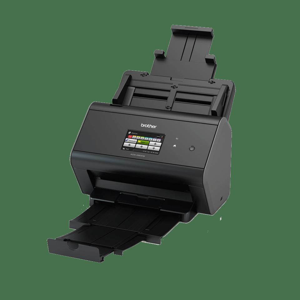 ADS-2800W Scanner documentale con touchscreen 2