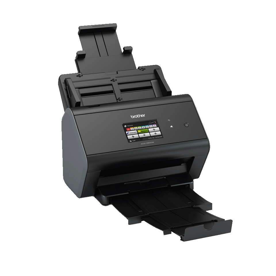 ADS-2800W Scanner documentale con touchscreen 1