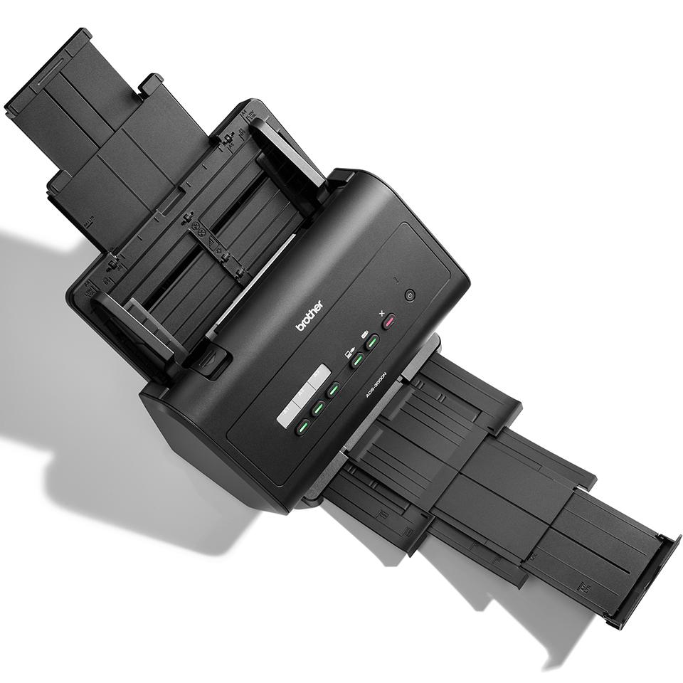 ADS-3000N Scanner documentale di rete 4