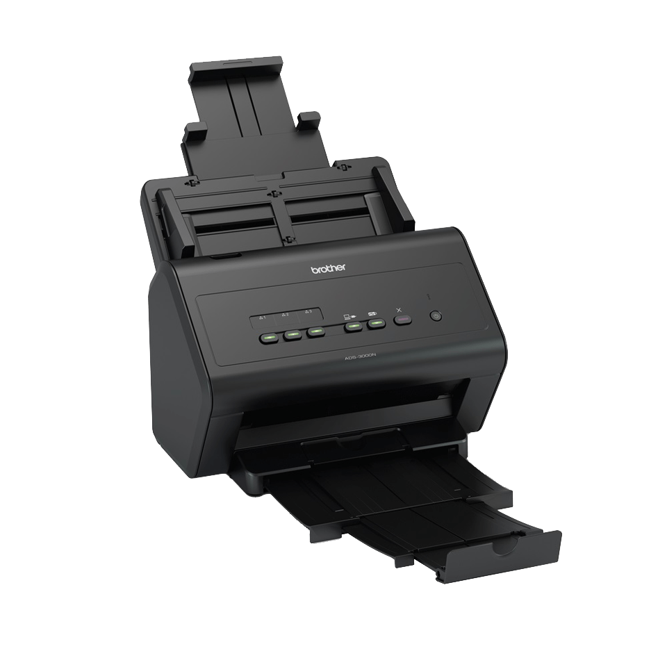 ADS-3000N Scanner documentale di rete 3
