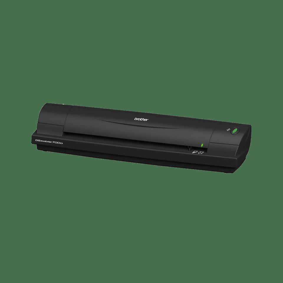 DS-700D Scanner portatile fronte-retro