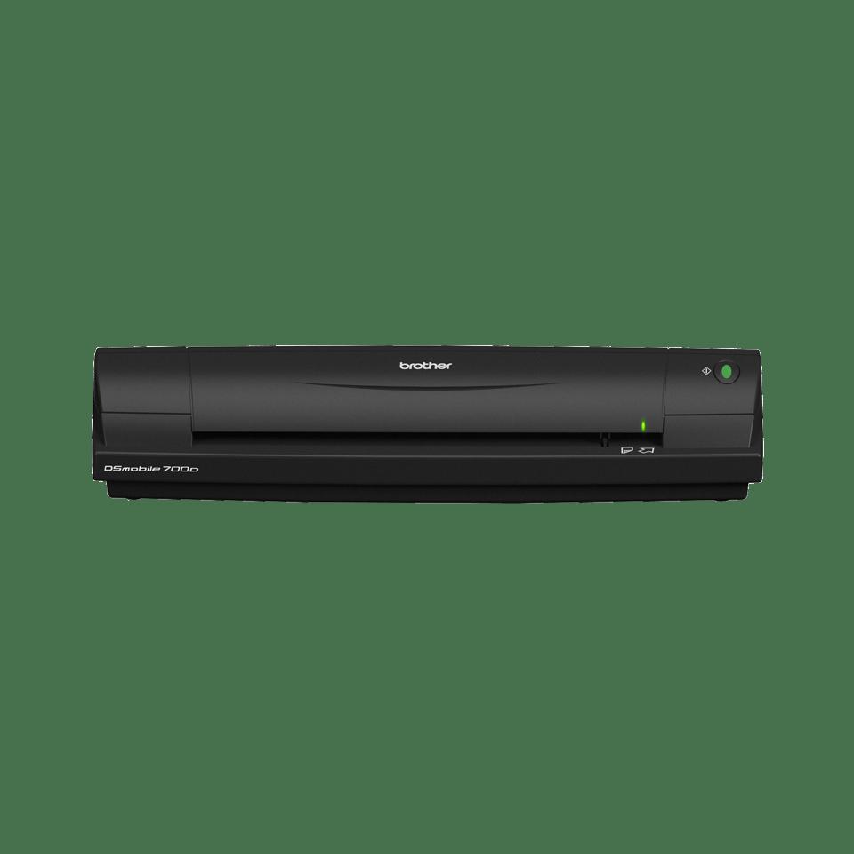 DS-700D Scanner portatile fronte-retro 2