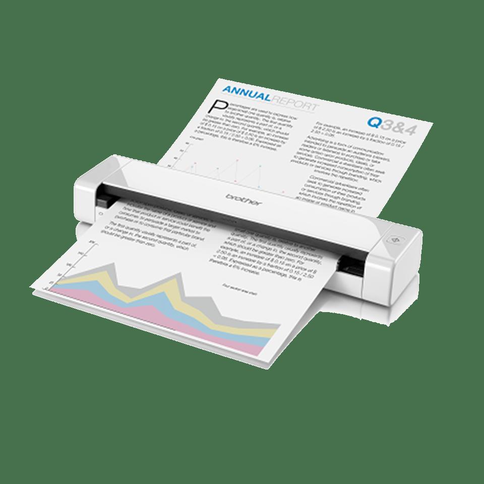DS-720D Scanner portatile con unità fronte/retro