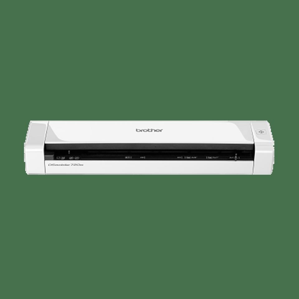 DS-720D Scanner portatile con unità fronte/retro 2