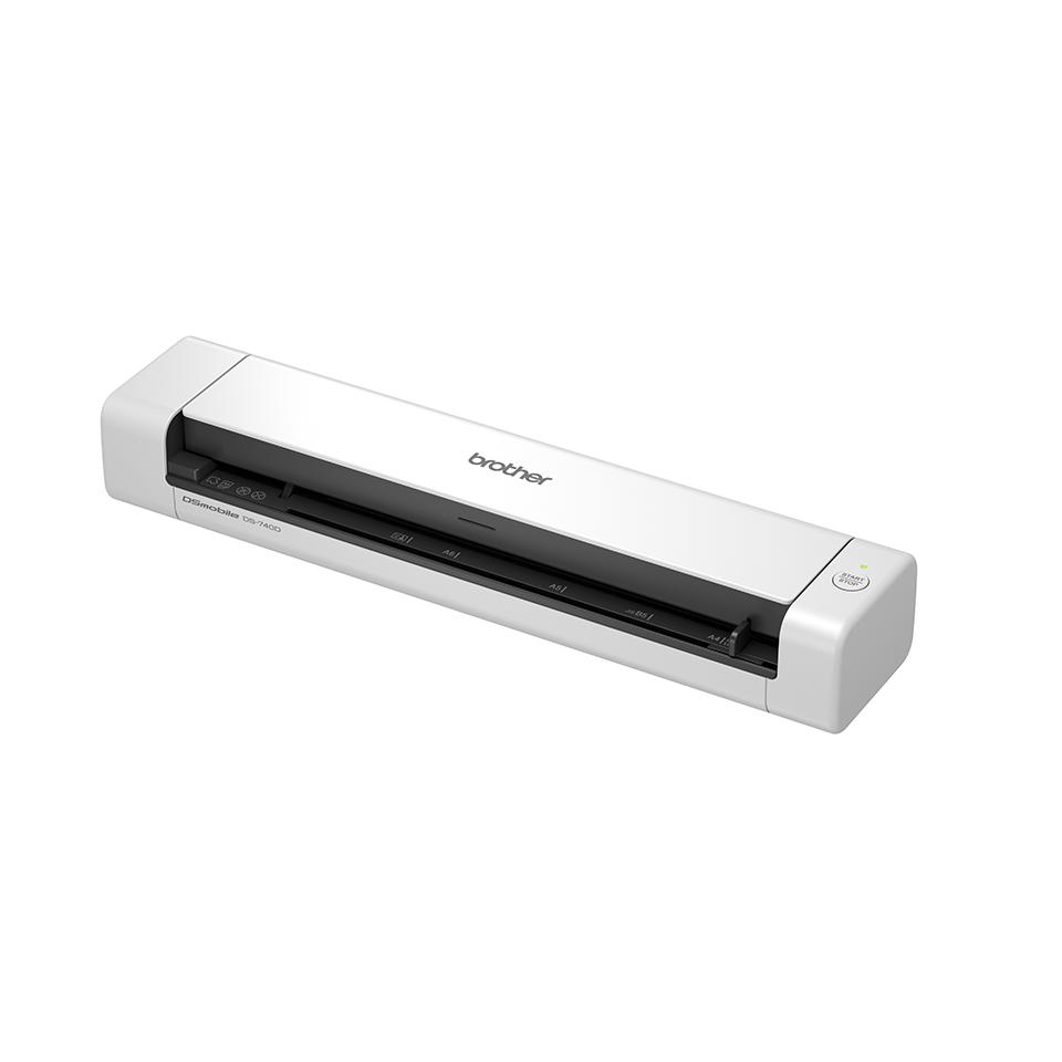 DS-740D Scanner portatile con unità fronte-retro 2