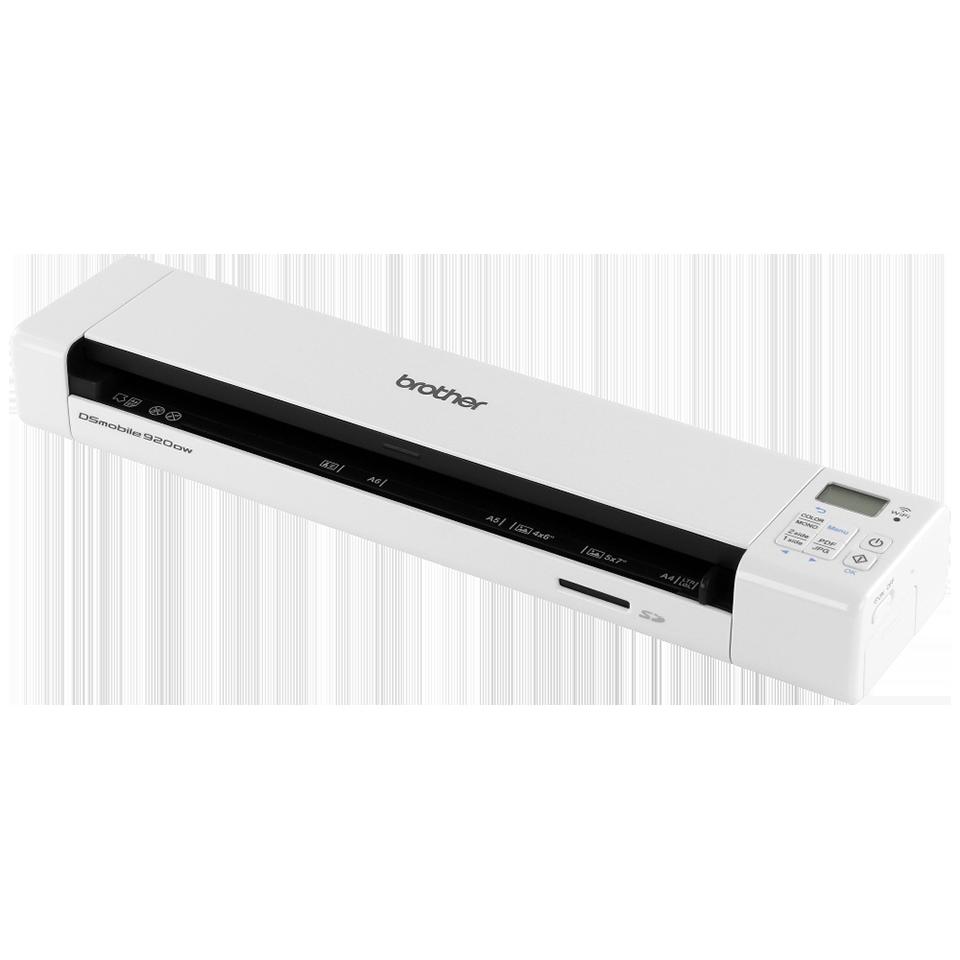 DS-920DW Scanner portatile