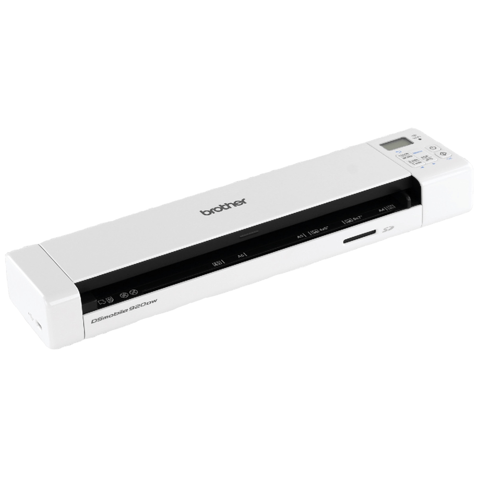 DS-920DW Scanner portatile 3