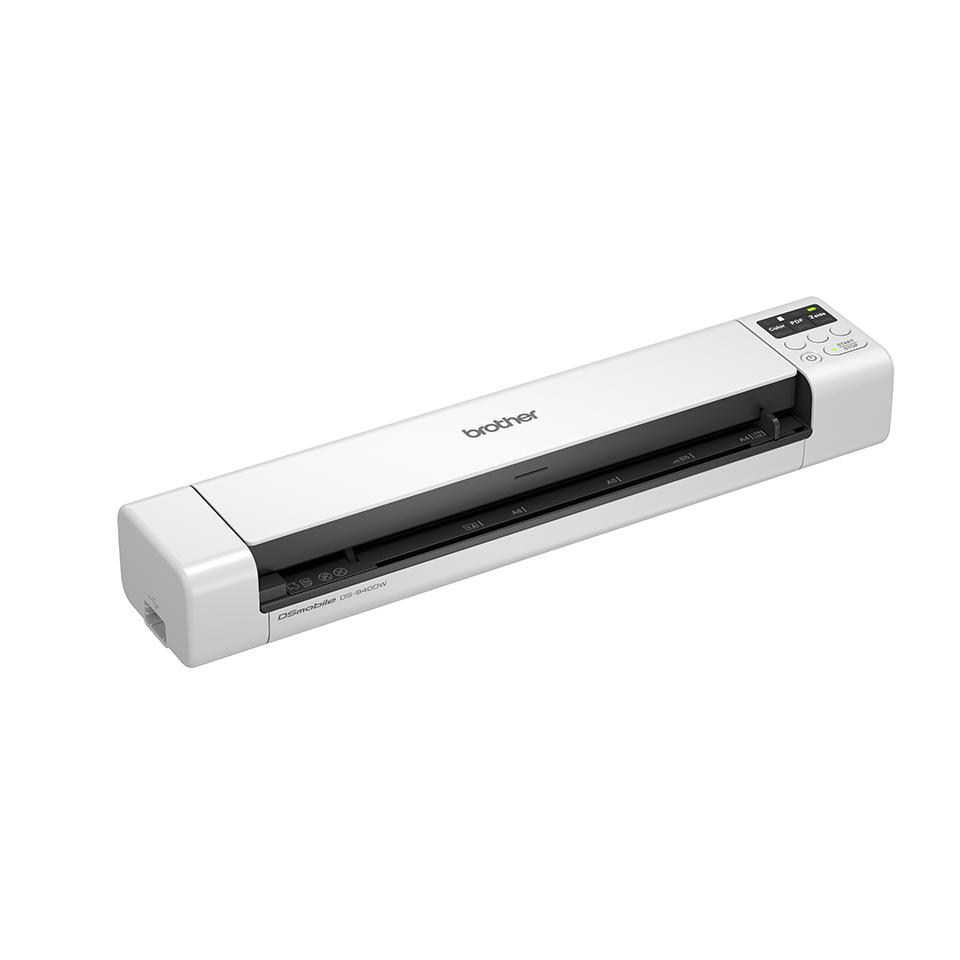 DS-940DW Scanner portatile WiFi con unità fronte-retro 3