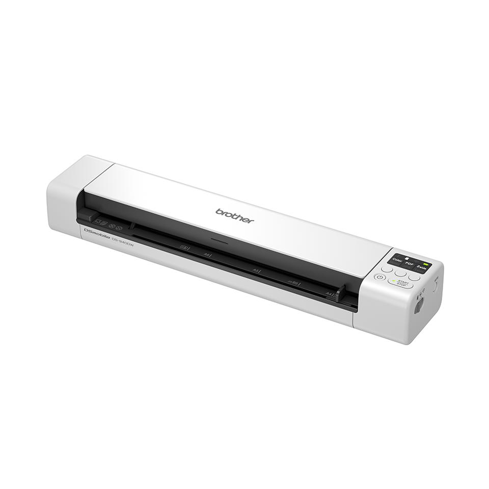 DS-940DW Scanner portatile WiFi con unità fronte-retro 2
