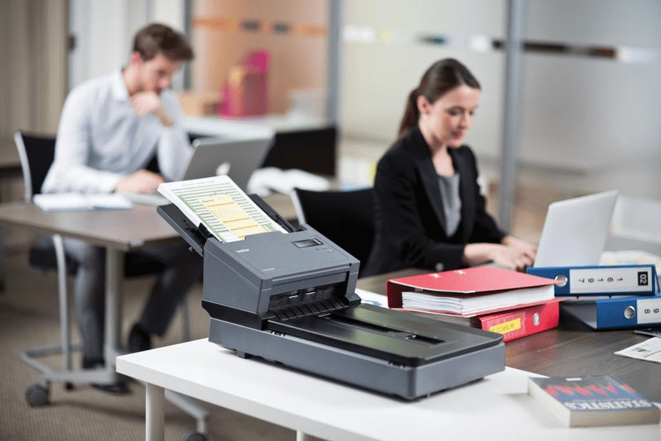PDS-5000F Scanner professionale per documenti 2