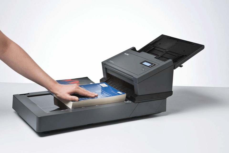 PDS-6000F Scanner professionale per documenti 4
