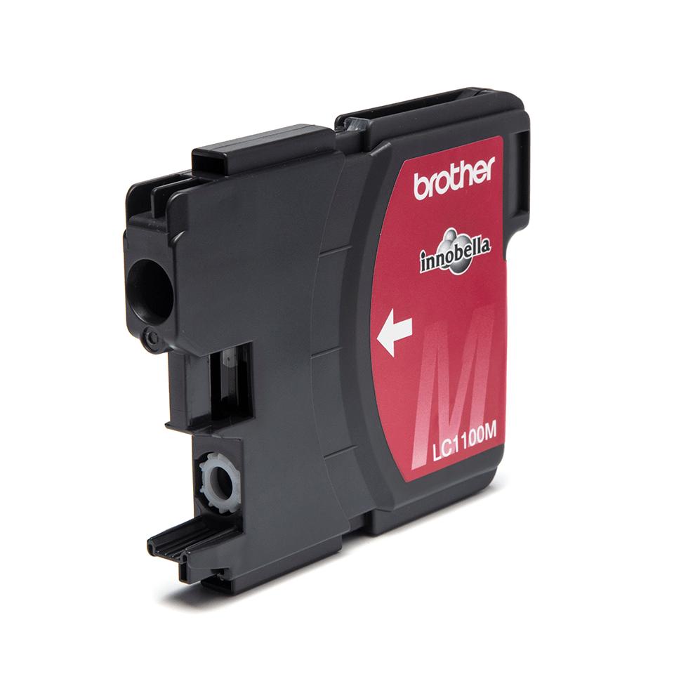 Brother LC1100M Cartuccia inkjet - magenta 2