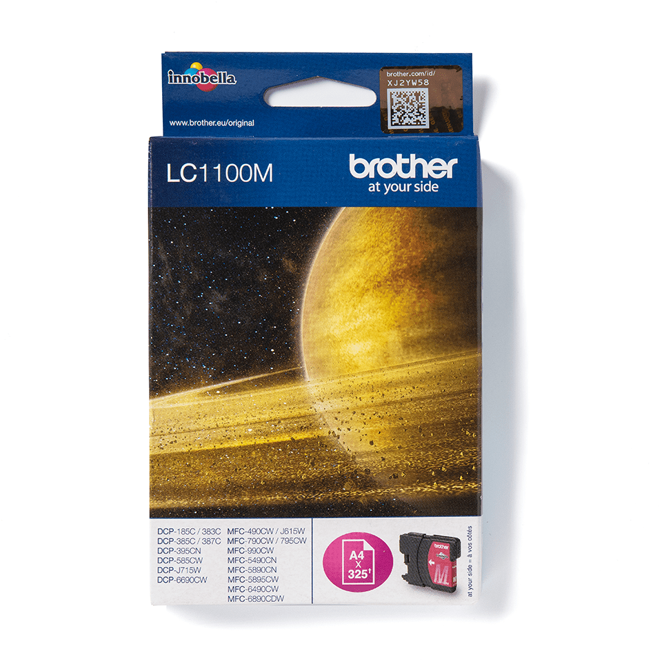 Brother LC1100M Cartuccia inkjet - magenta