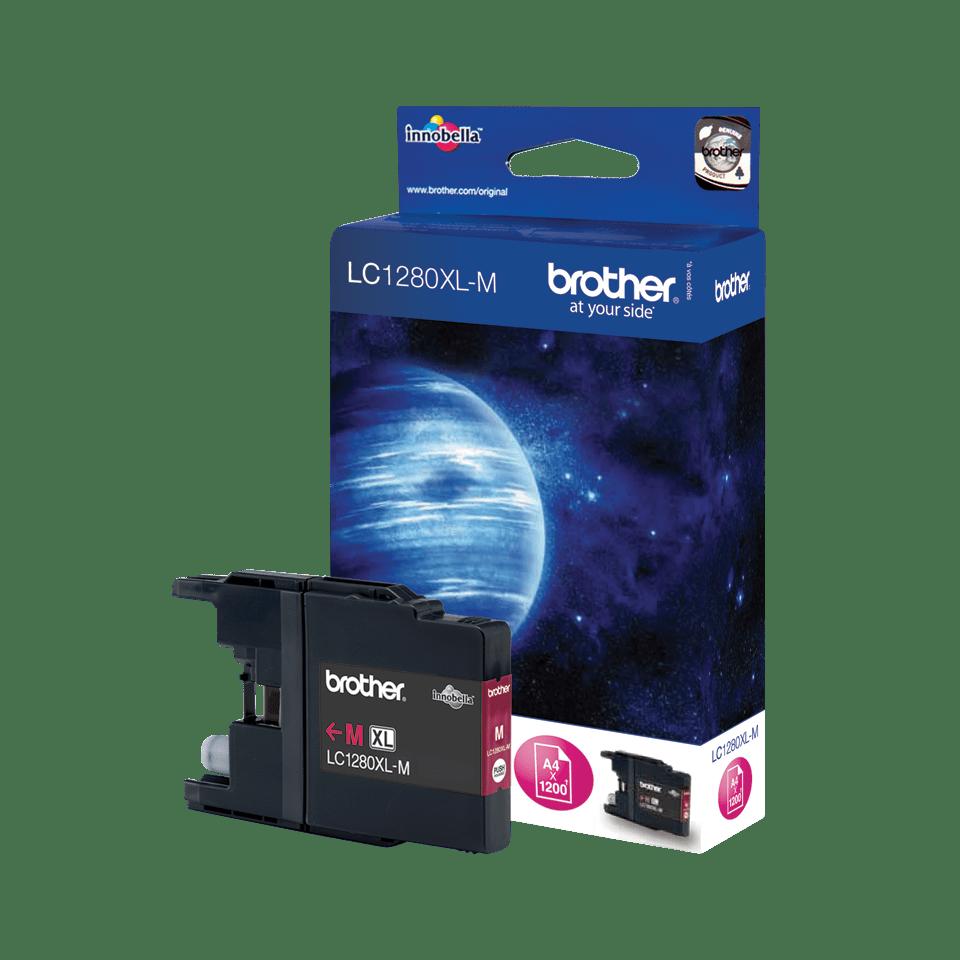 LC-1280XLM Cartuccia inkjet magenta XL