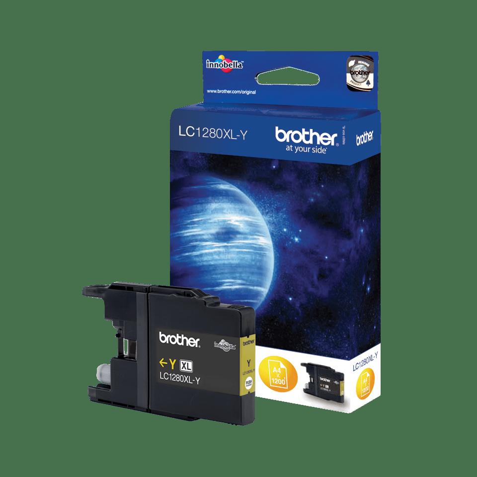 LC-1280XLY Cartuccia inkjet giallo XL