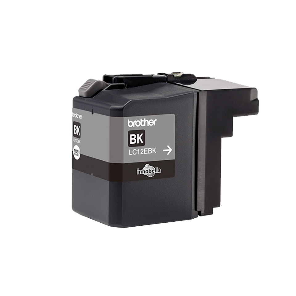Brother LC12EBK Cartuccia originale inkjet - nero