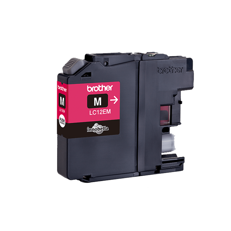 Brother LC12EM Cartuccia originale inkjet - magenta