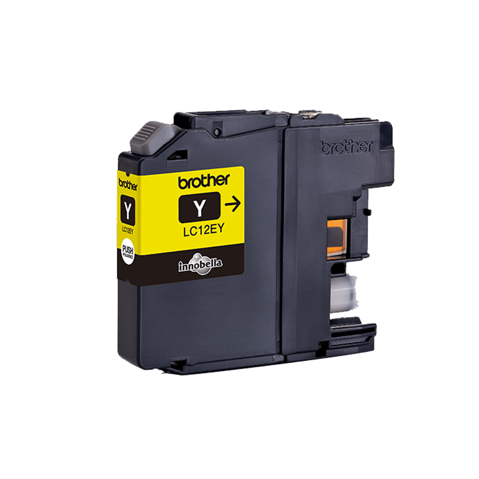 Brother LC12EY Cartuccia originale inkjet - giallo