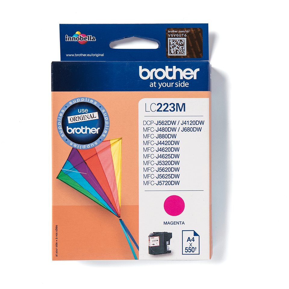 Brother LC223M Cartuccia inkjet originale - magenta