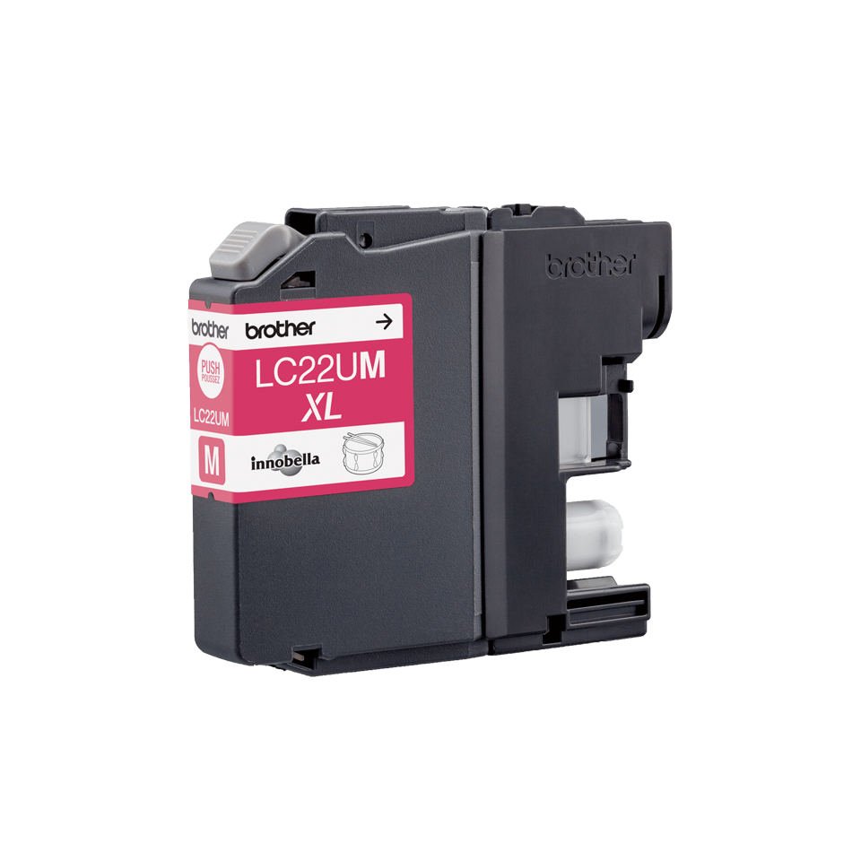 Brother LC22UM Cartuccia inkjet originale - magenta 2
