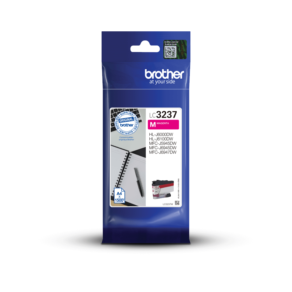 Brother LC-3237M Cartuccia inkjet originale - Magenta